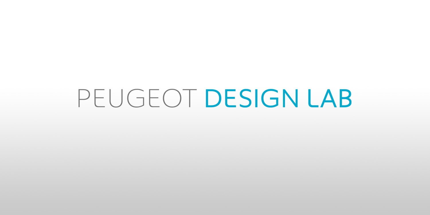 History - 2012 -  Launch of Peugeot Design Lab