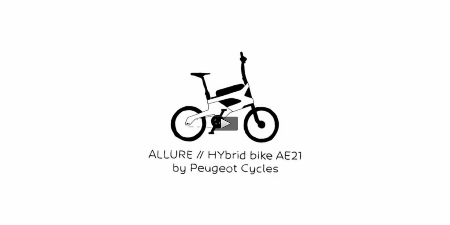 Transportation - Video - Peugeot Cycles AE21