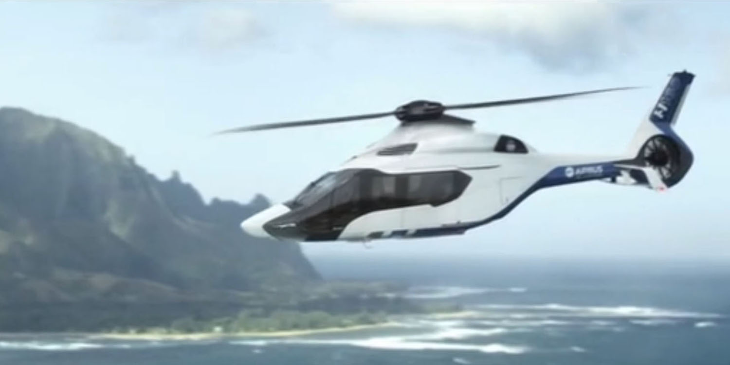 Transportation - Video - Airbus Helicopters H160