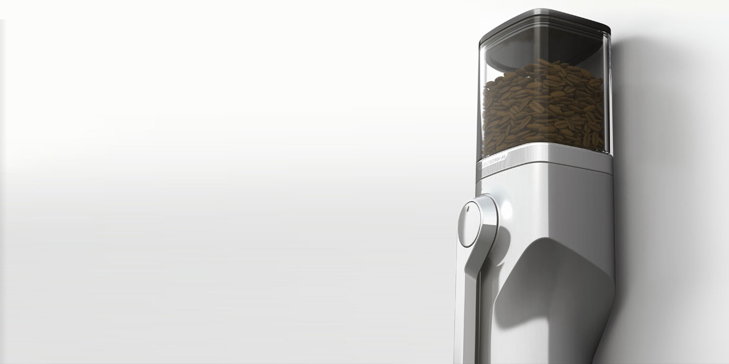 Product Design - Peugeot Coffee grinder