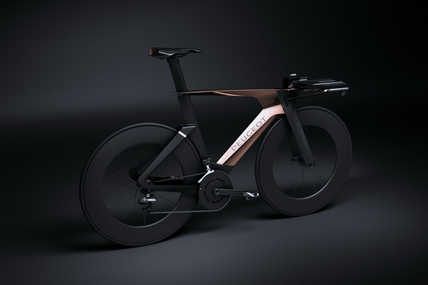 Onyx Projects - PHOTOS - Peugeot ONYX Superbike Concept