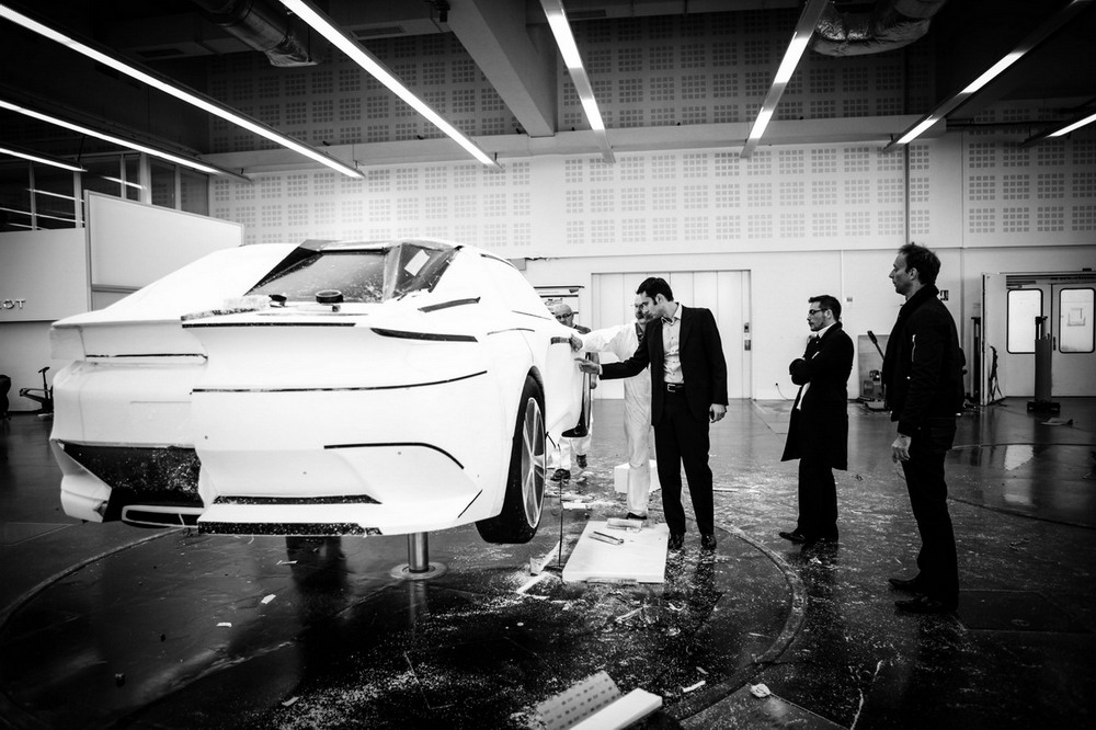 - making of - Peugeot EXALT