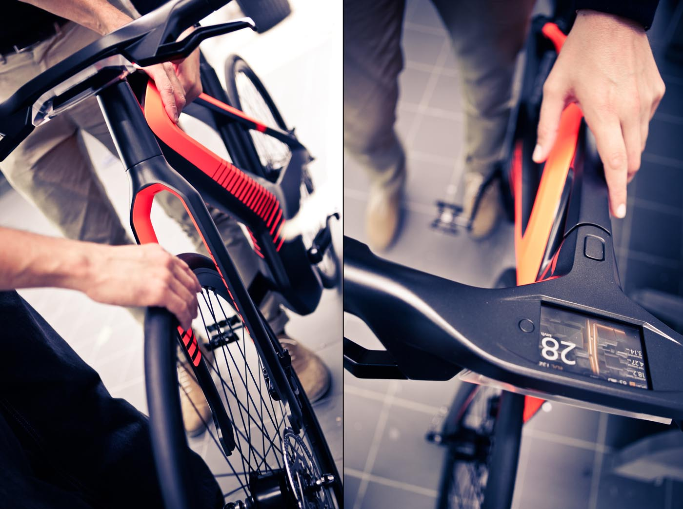 Transportation - Making of - Peugeot Cycles EDL132 Concept e-Bike