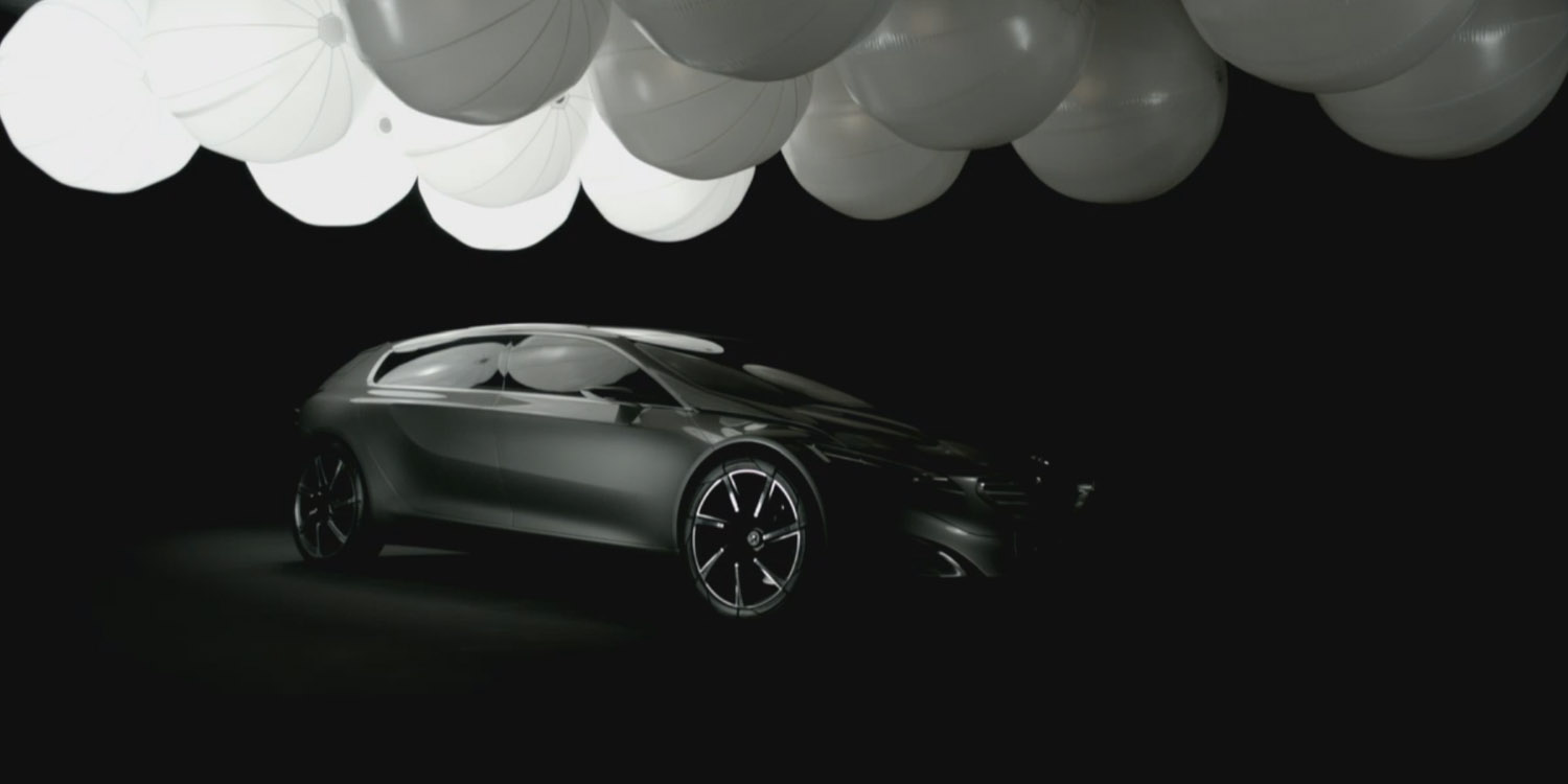 Concept Cars - Video - Peugeot  HX1