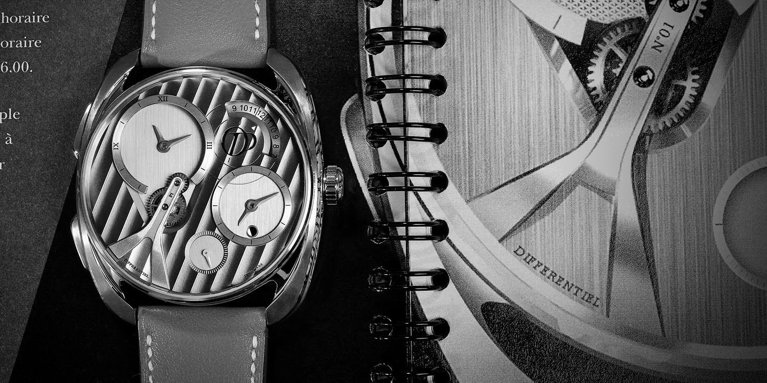 Design Produit - PHOTOS - Pecqueur concept montre