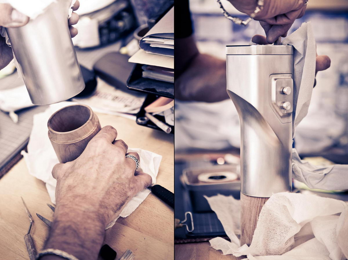Product Design - MAKING OF - Peugeot Coffee grinder