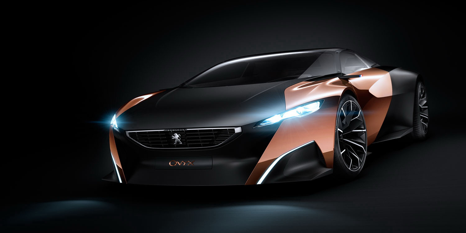 Peugeot Onyx Test FR] | [Concept Car] [Peugeot Design Lab]
