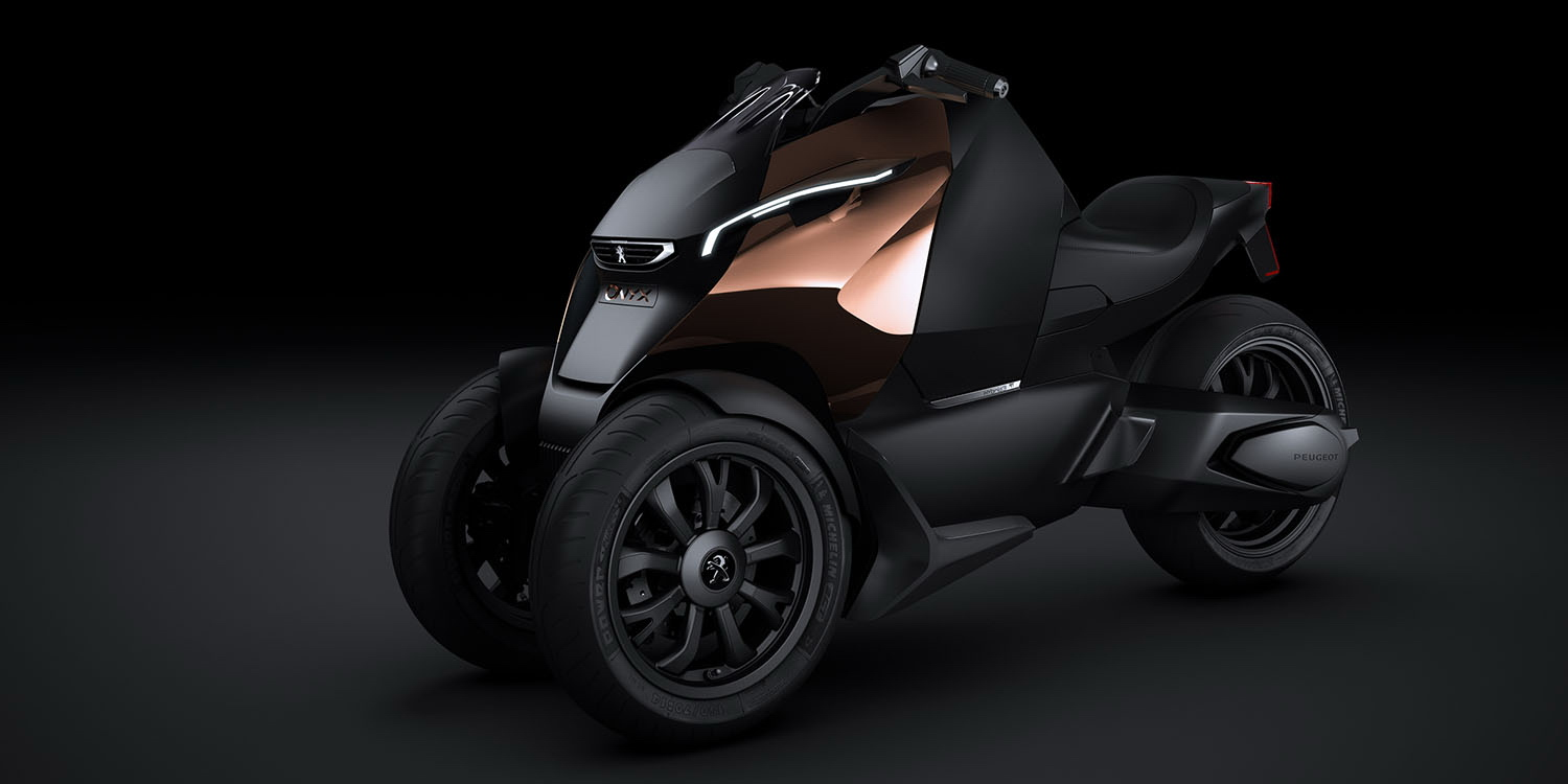 Onyx Projects - Peugeot ONYX Supertrike Concept
