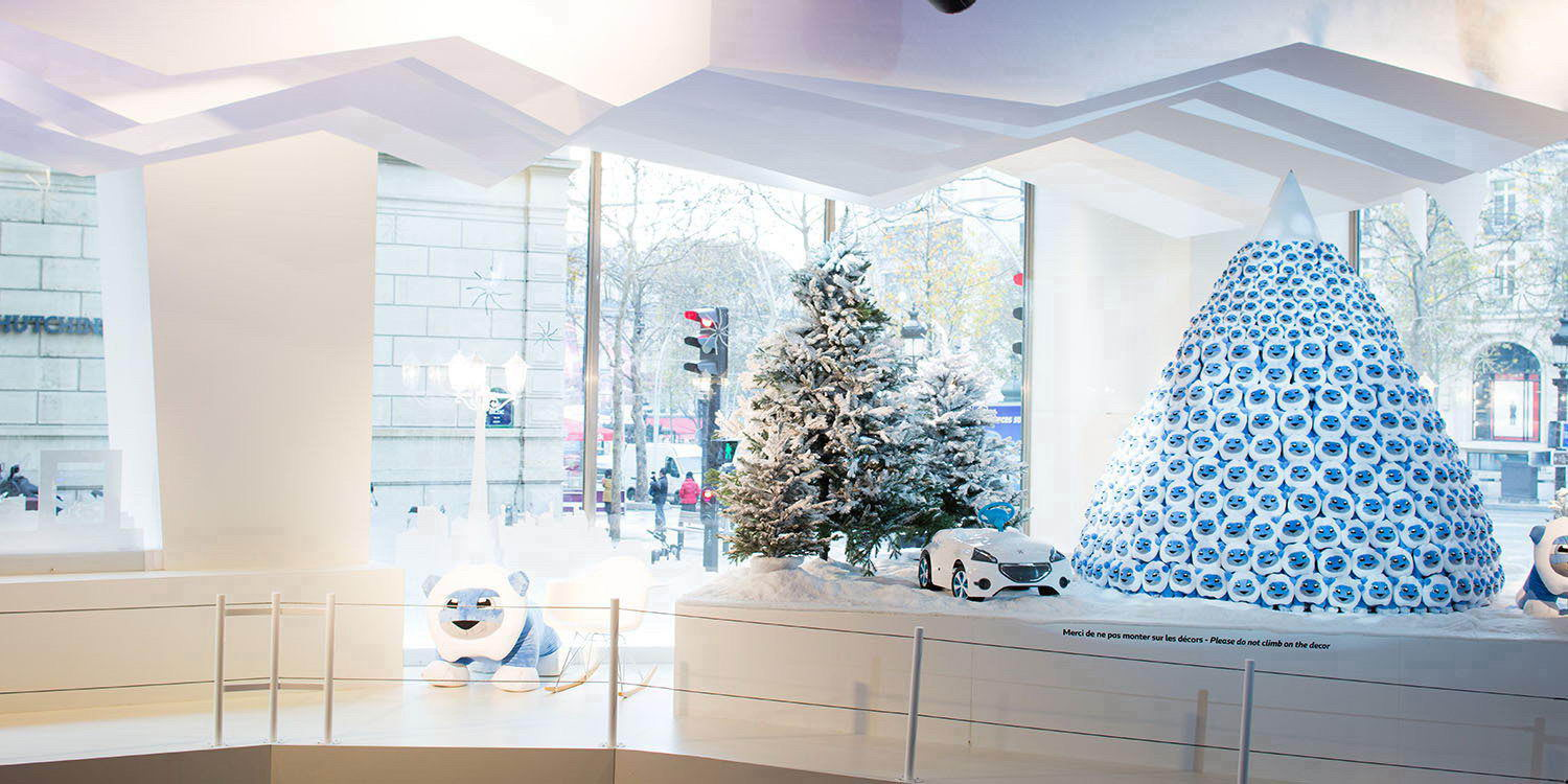 News - Christmas at Peugeot Avenue