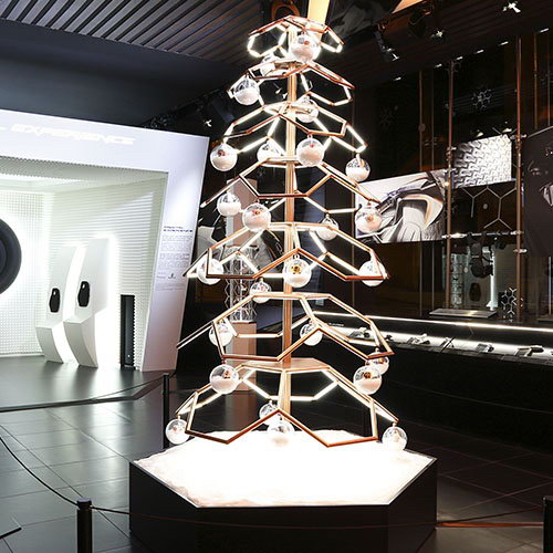 News - Peugeot Avenue Paris / Inspiring Xmas