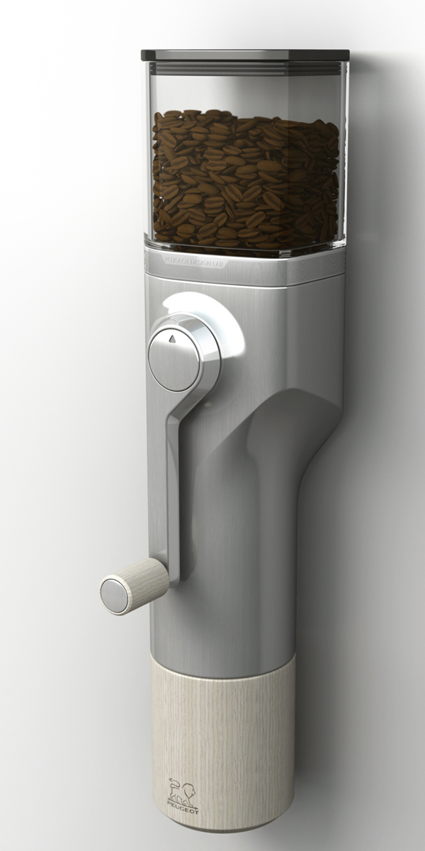 Product Design - PHOTOS - Peugeot Coffee grinder