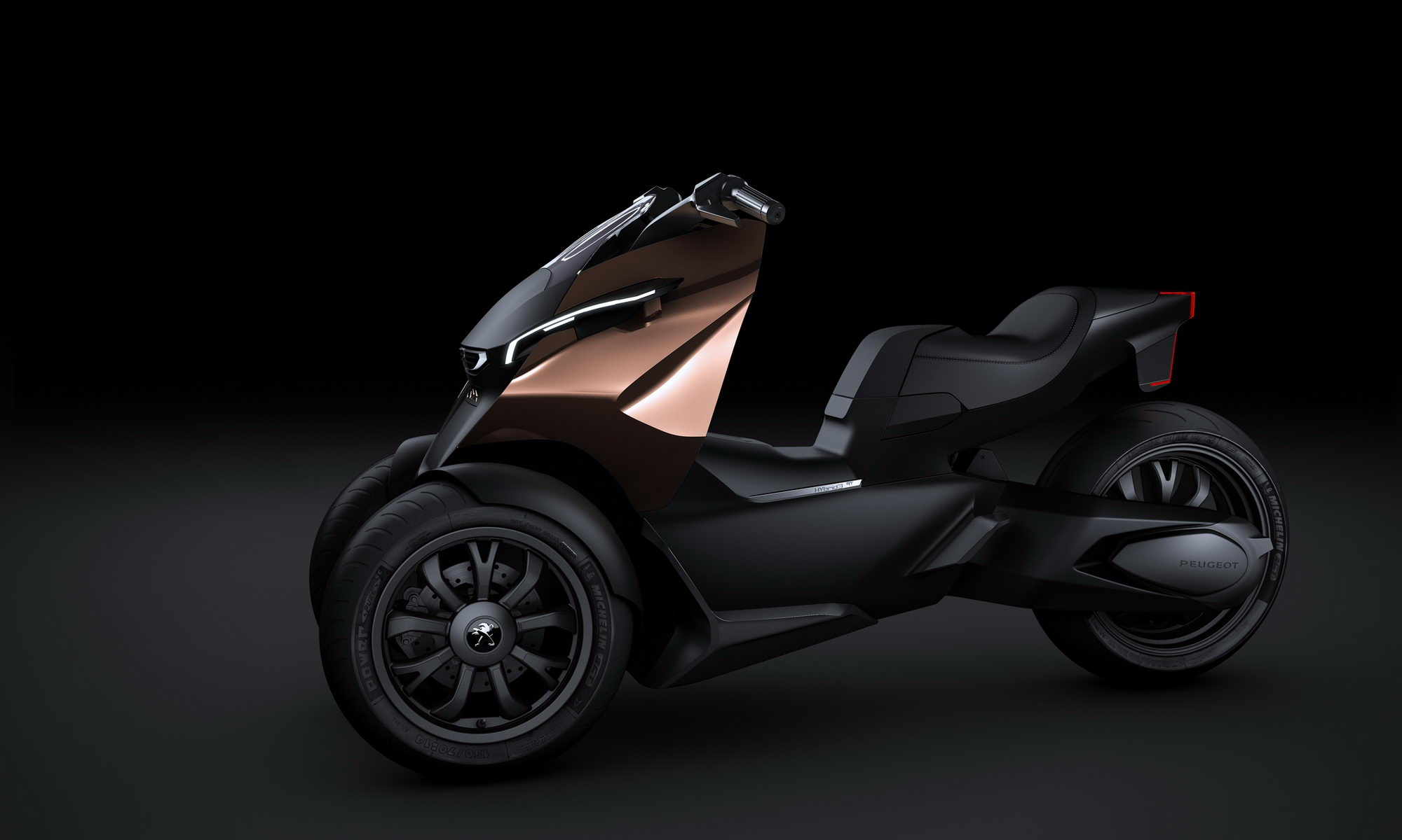 Onyx Projects - Photos - Peugeot ONYX Supertrike Concept