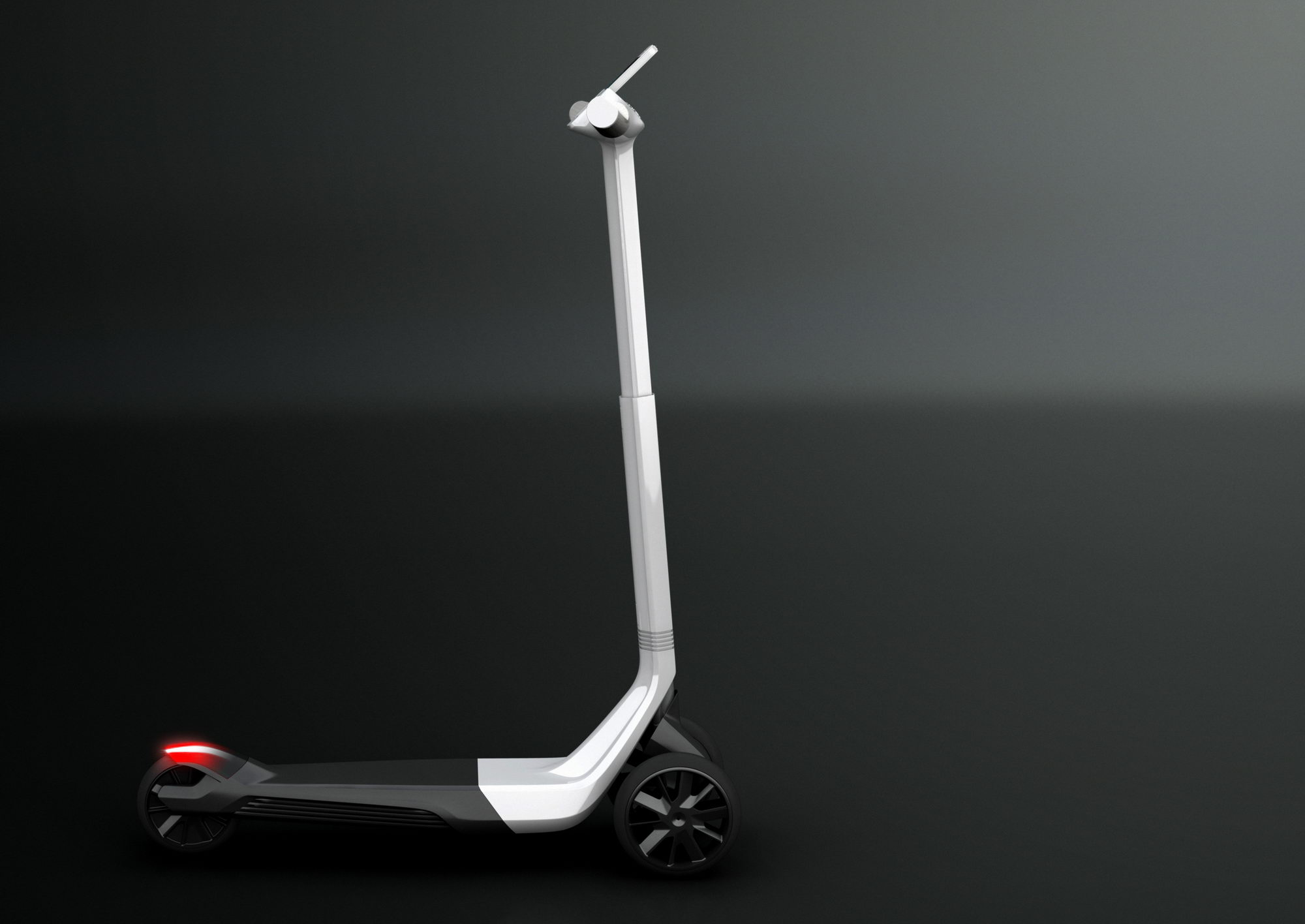 Transportation - PHOTOS - Peugeot Electric Scooter Concept