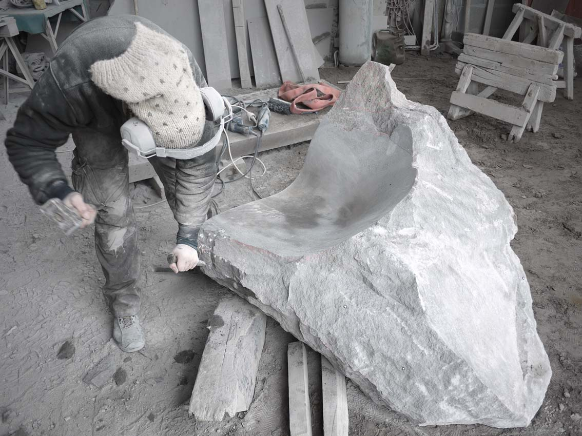 Onyx Projects - Making of - Onyx Sofa
