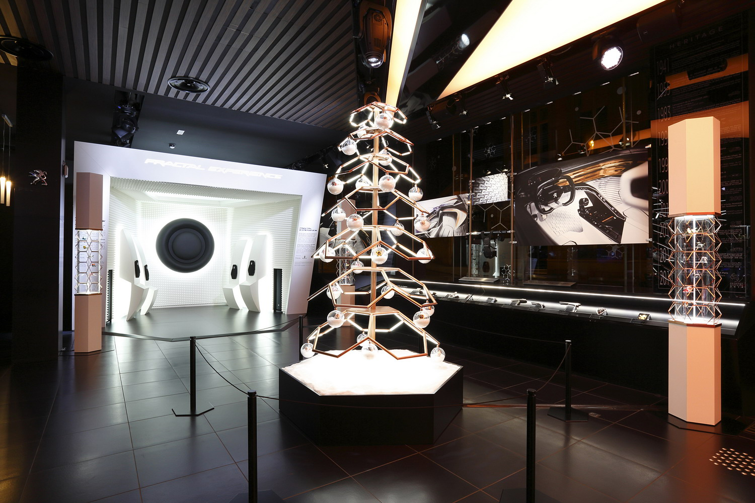 News - Photos - Peugeot Avenue Paris / Inspiring Xmas