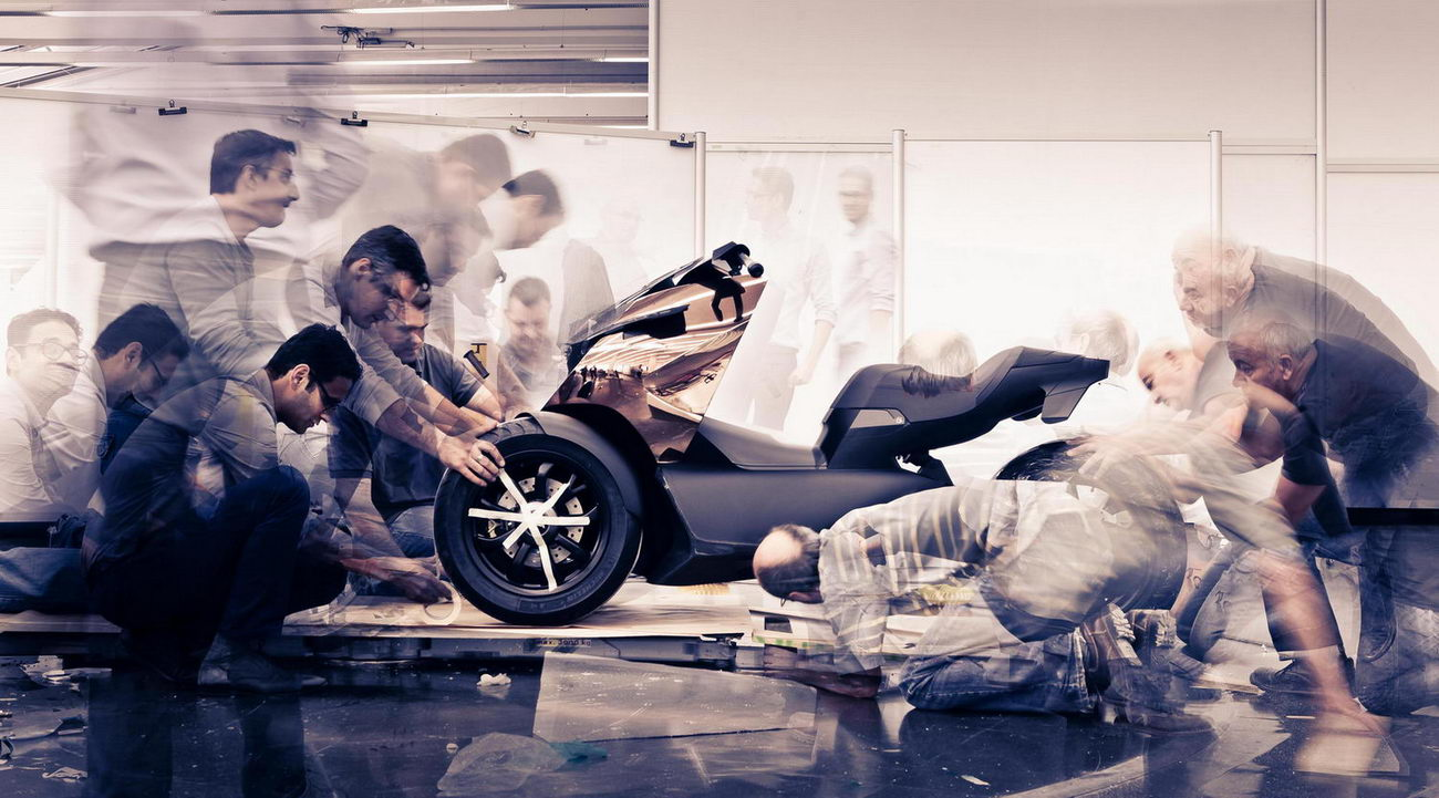 Onyx Projects - Making of - Peugeot ONYX Supertrike Concept