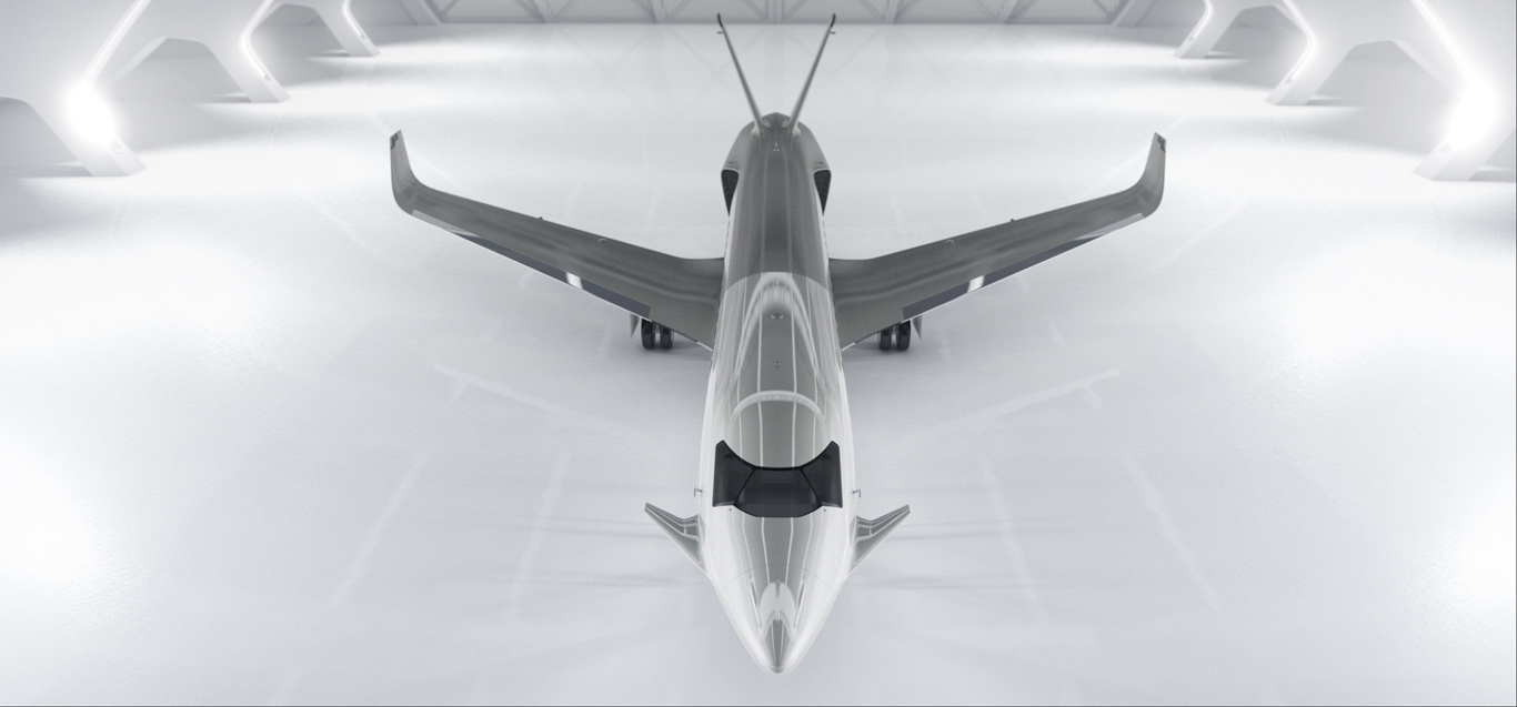 Transport - Photos - Peugeot Design Lab HX1 Jet Concept