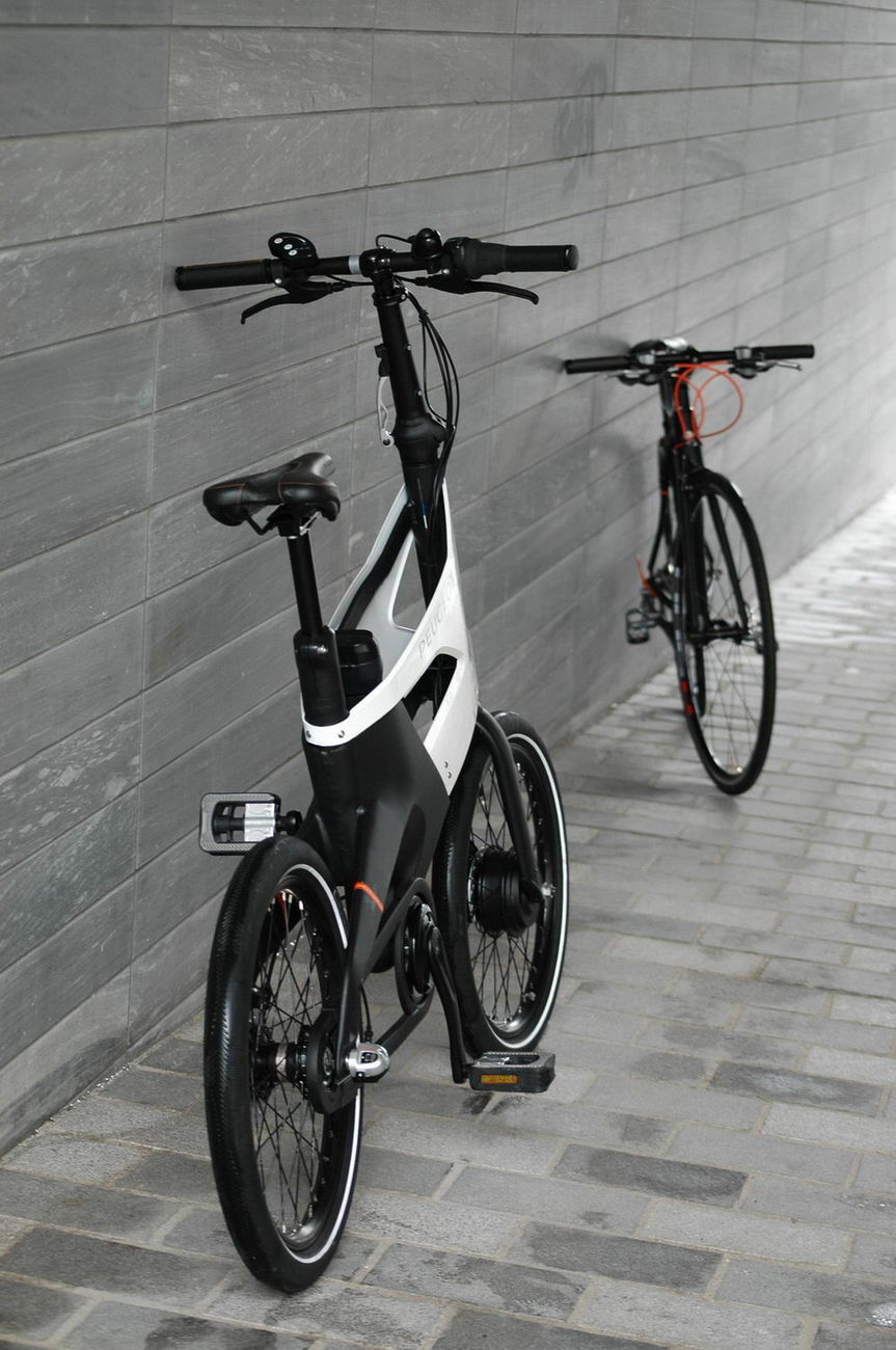 Transportation - Photos - Peugeot Cycles AE21