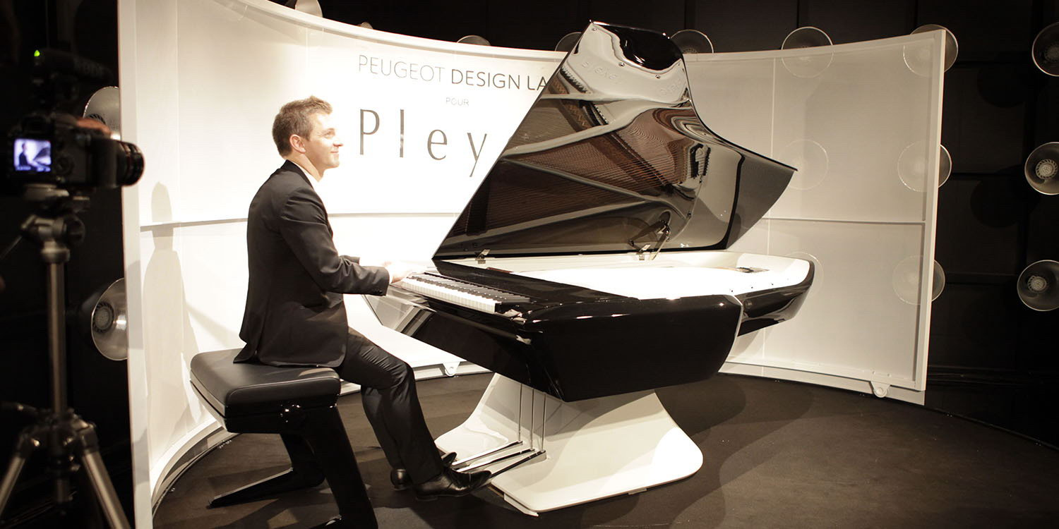 News - videos - Piano pleyel launch event