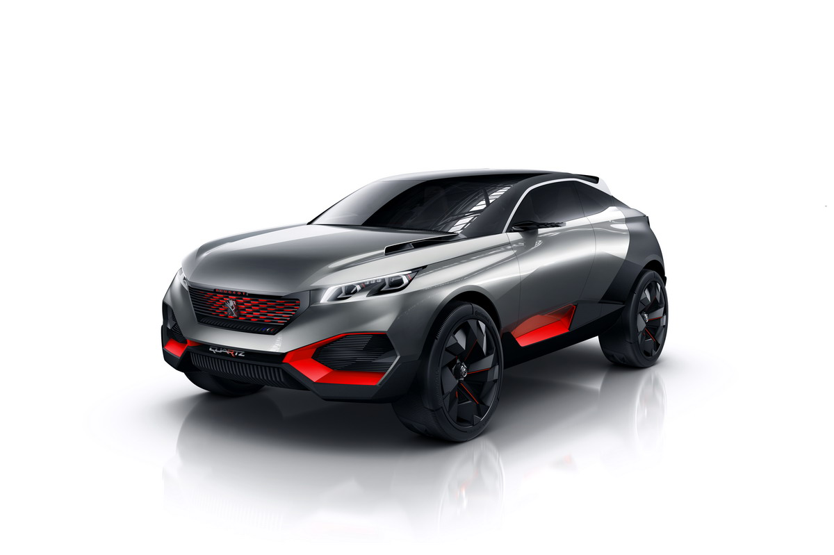 peugeot quartz concept cars peugeot design lab. Black Bedroom Furniture Sets. Home Design Ideas