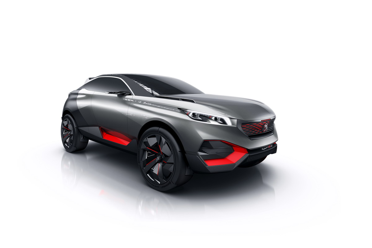 - Photos - Peugeot Quartz