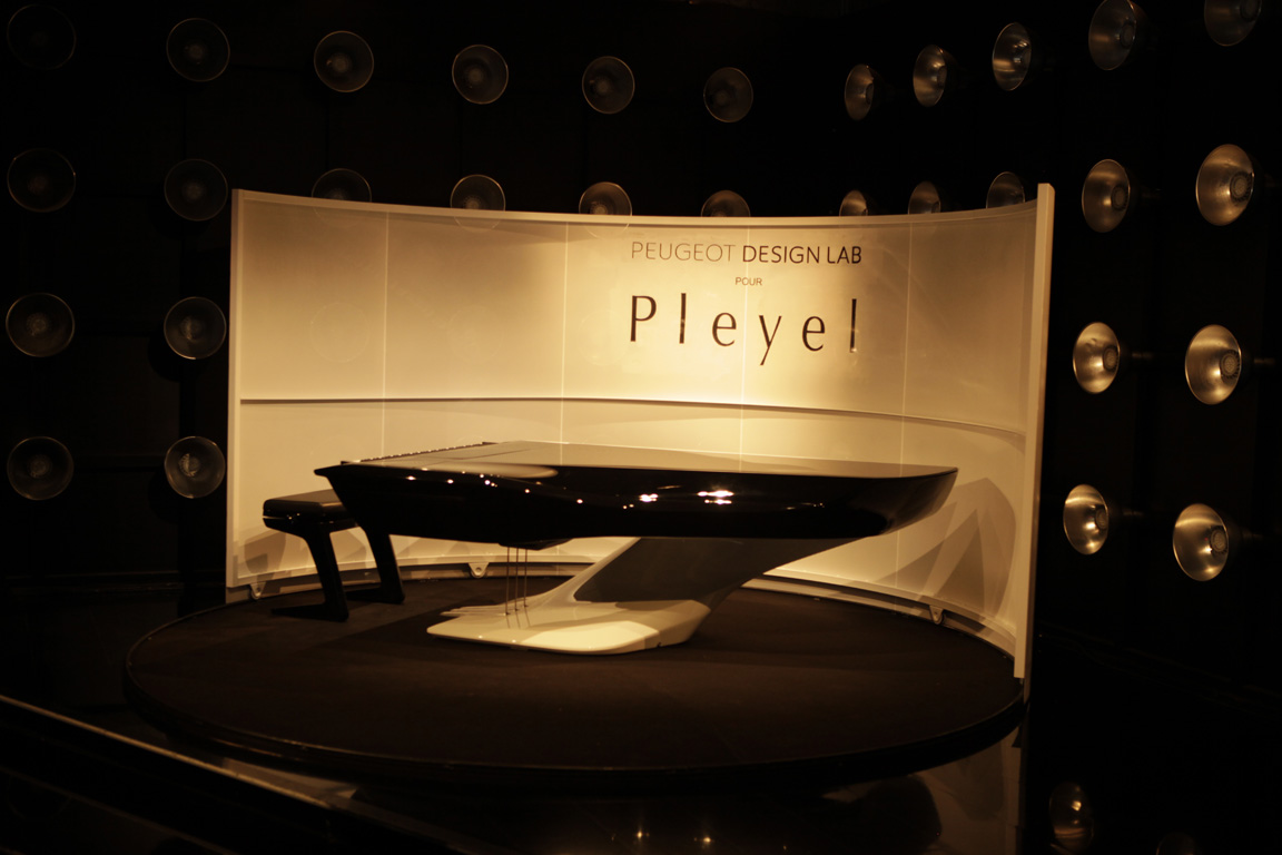 News - PHOTOS - Piano pleyel launch event