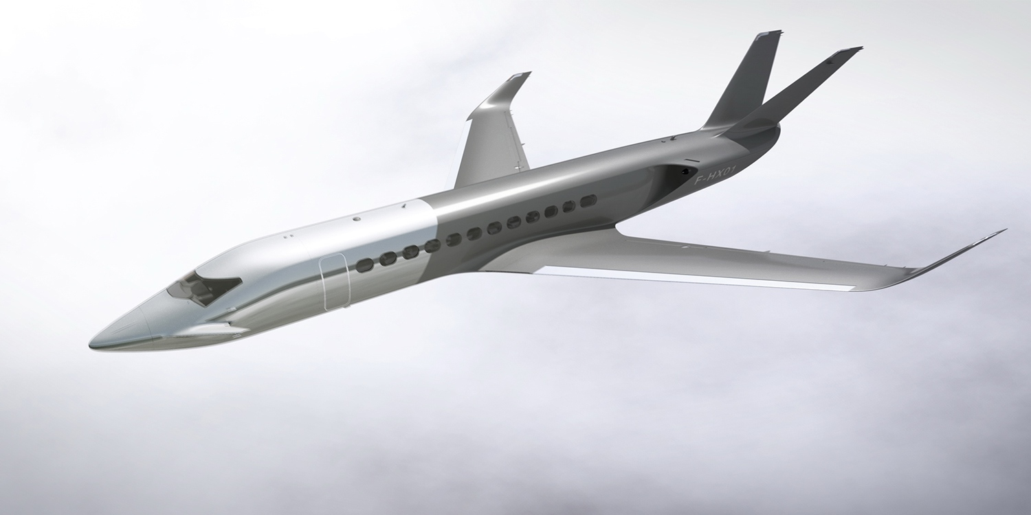 Transport - Peugeot Design Lab HX1 Jet Concept