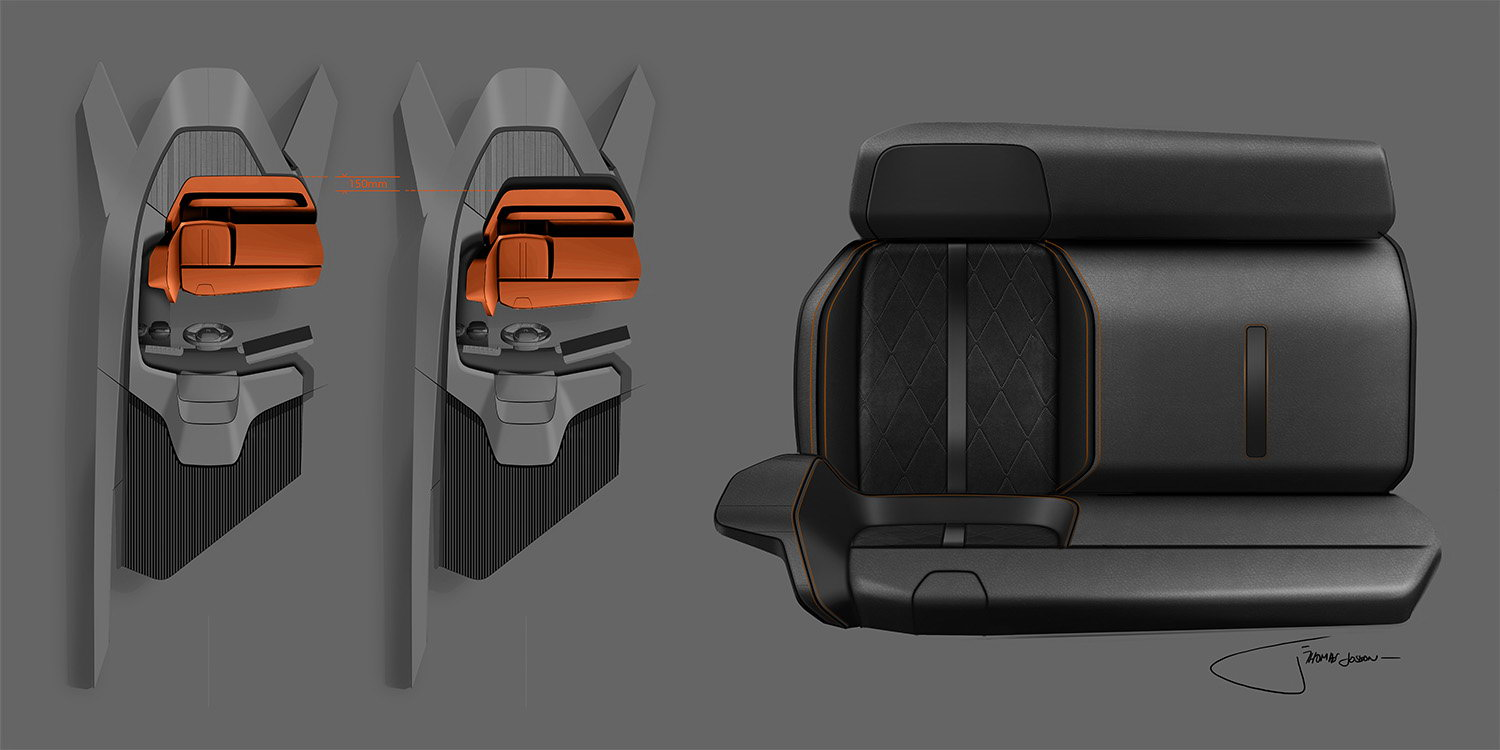Transport - SKETCHES - Peugeot Beneteau Sea Drive Concept
