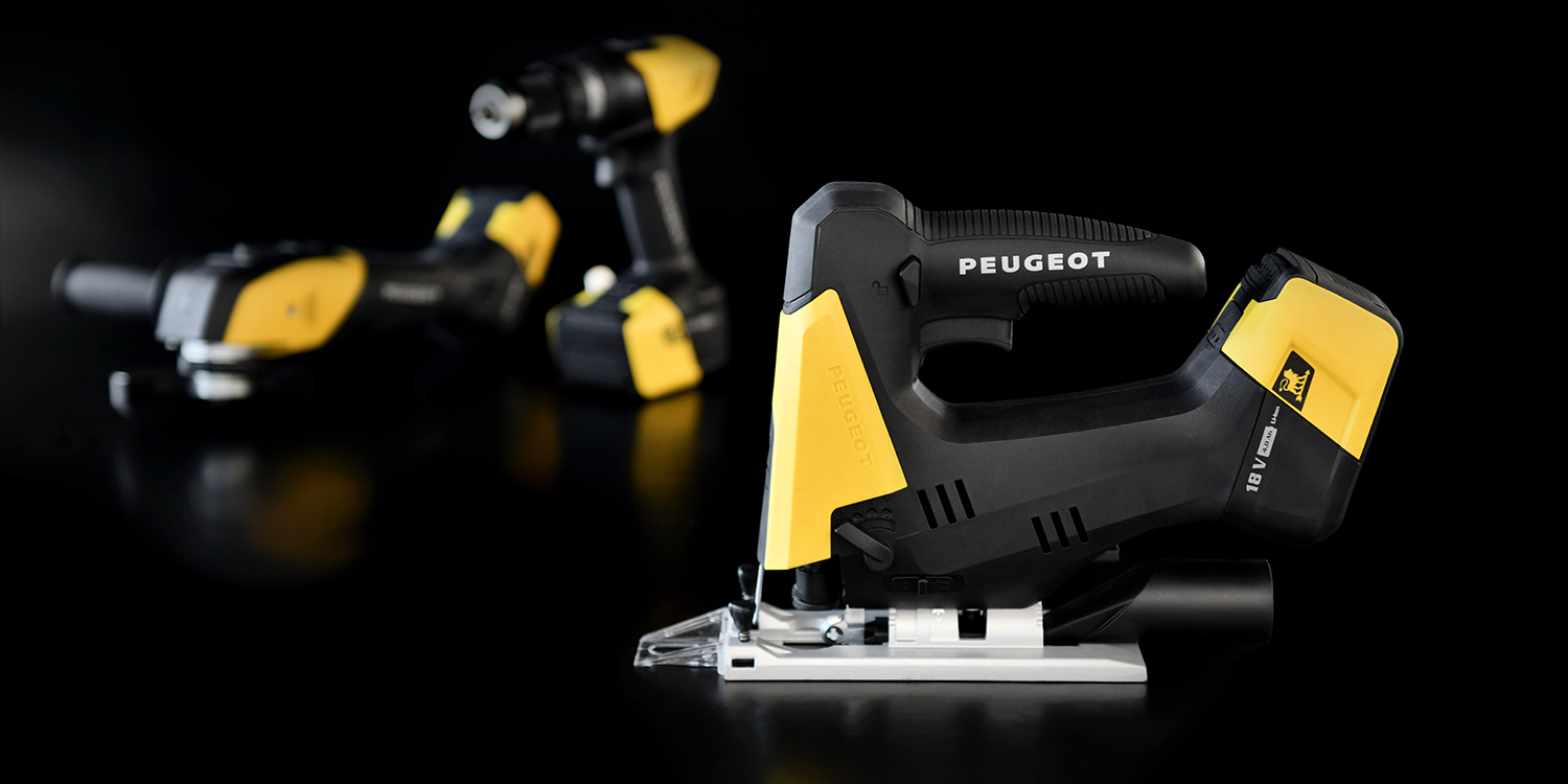 Product Design - PEUGEOT POWERTOOLS