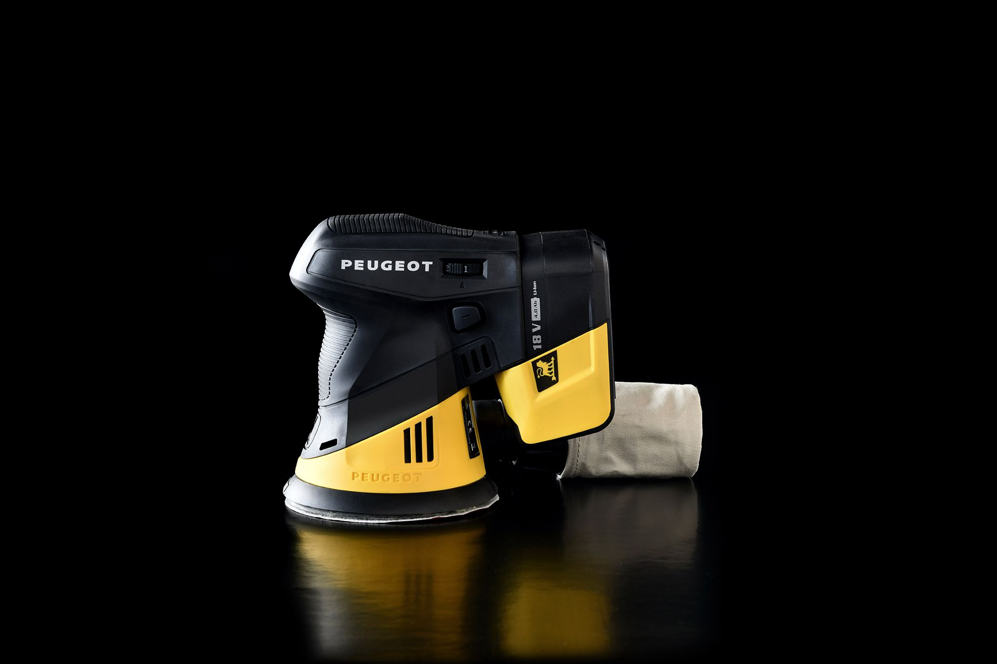 Product Design - PHOTOS - PEUGEOT POWERTOOLS