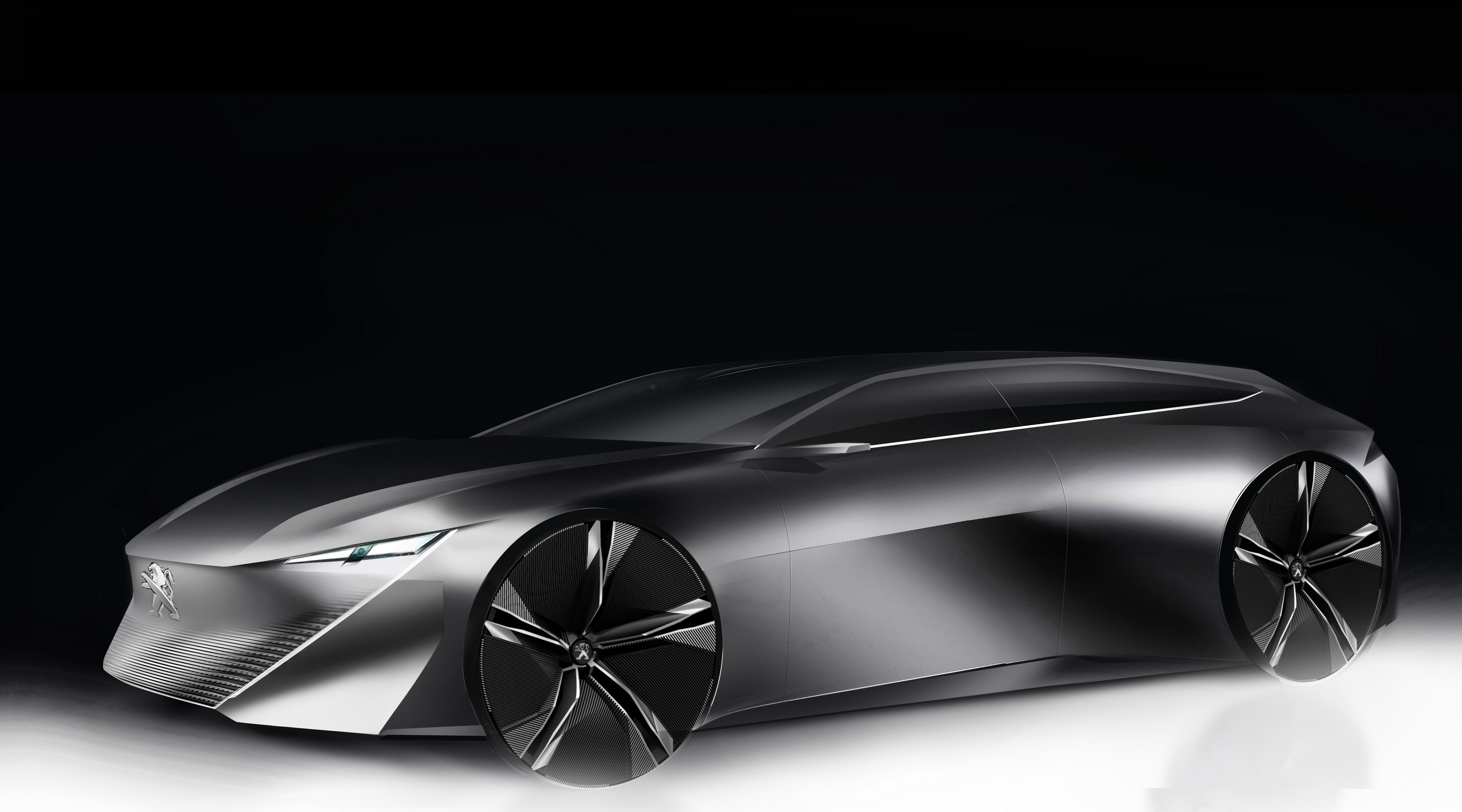 - SKETCHES - PEUGEOT INSTINCT
