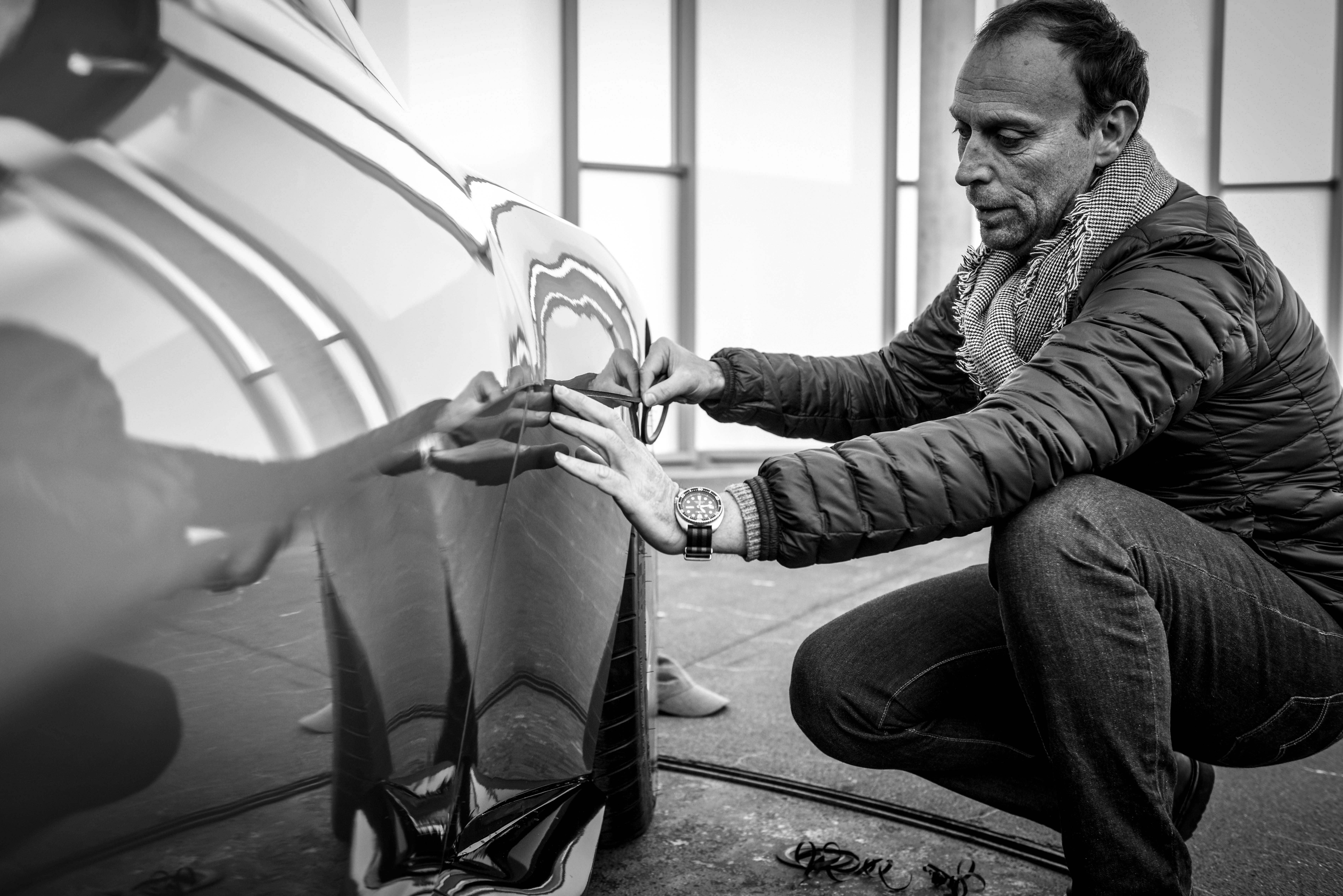 - MAKING OF - PEUGEOT INSTINCT