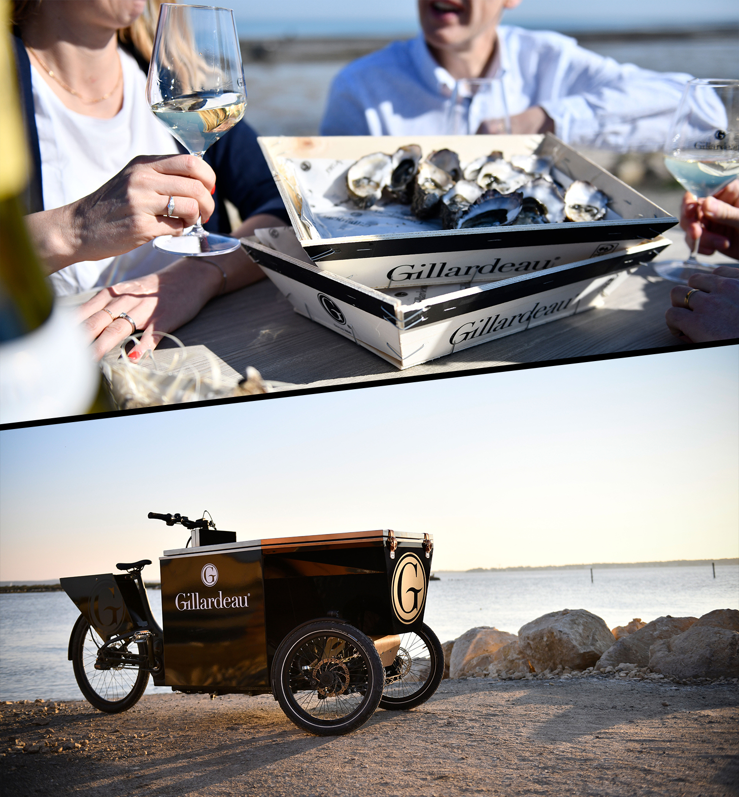 Transport - Gillardeau food bike